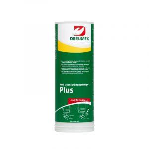 Żel Dreumex Plus 3l one2clean. Silny cytrusowy żel do czyszczenia rąk. Idealny do usuwania ciężkich zabrudzeń.